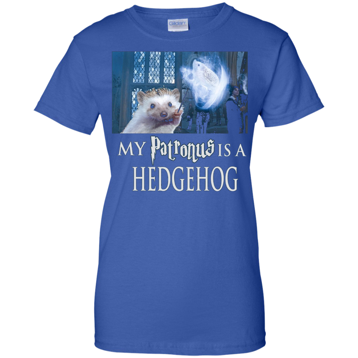My Patronus is a Hedgehog a Pricklepants Shirt
