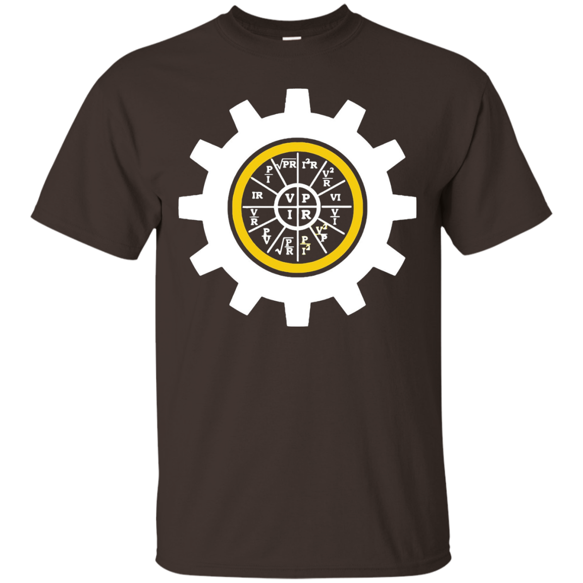 Ohm's Law Electrical TShirt