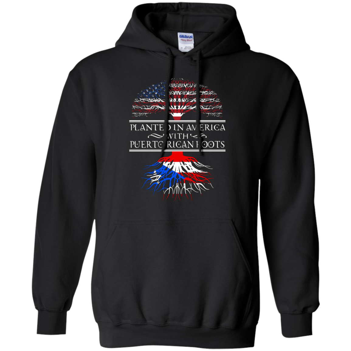PUERTO RICO AMERICAN BORN IN PUERTO RICO LIVE IN US T SHIRT