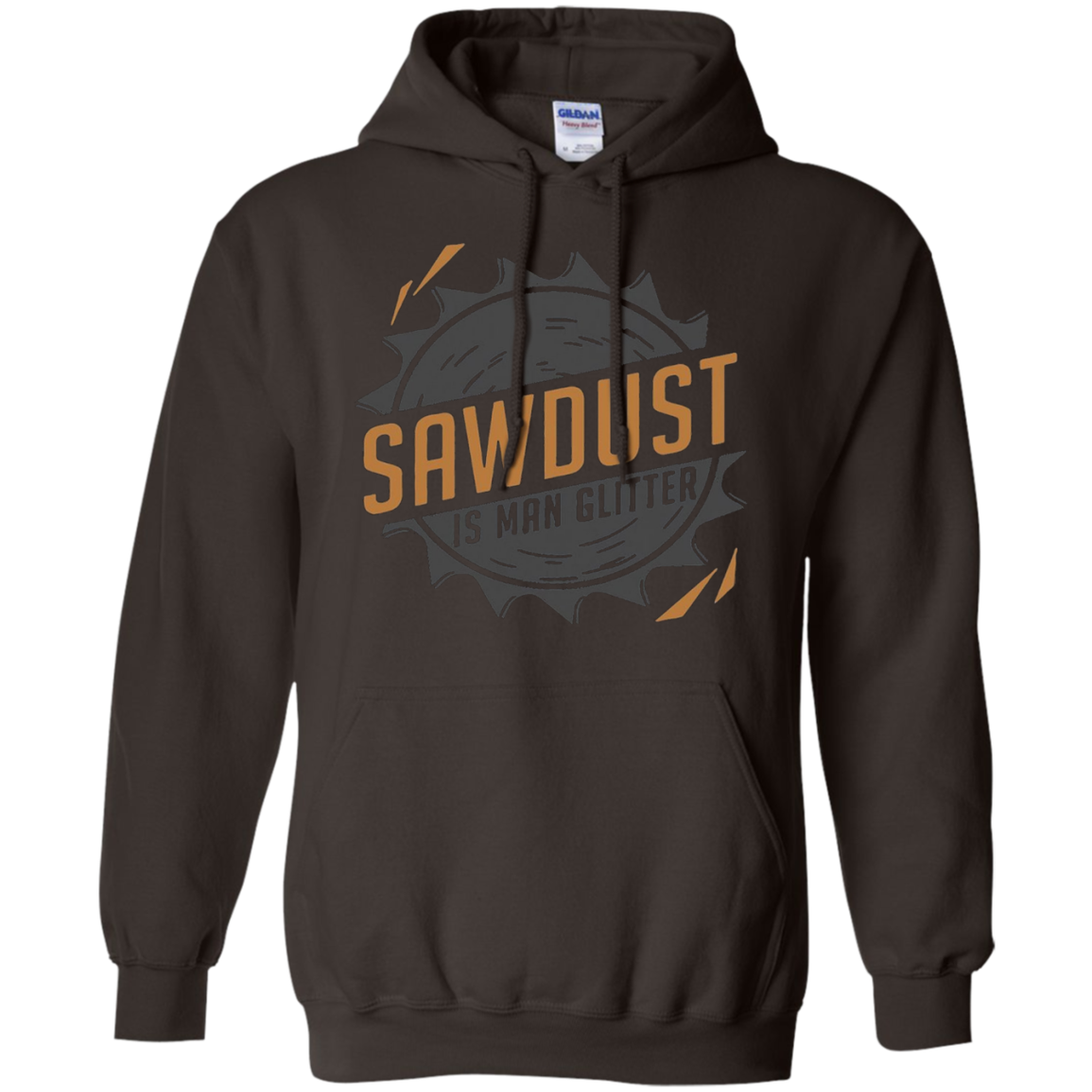 Sawdust Is Man Glitter T-Shirt