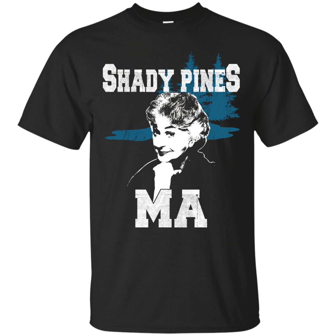 shady pines ma T-Shirt