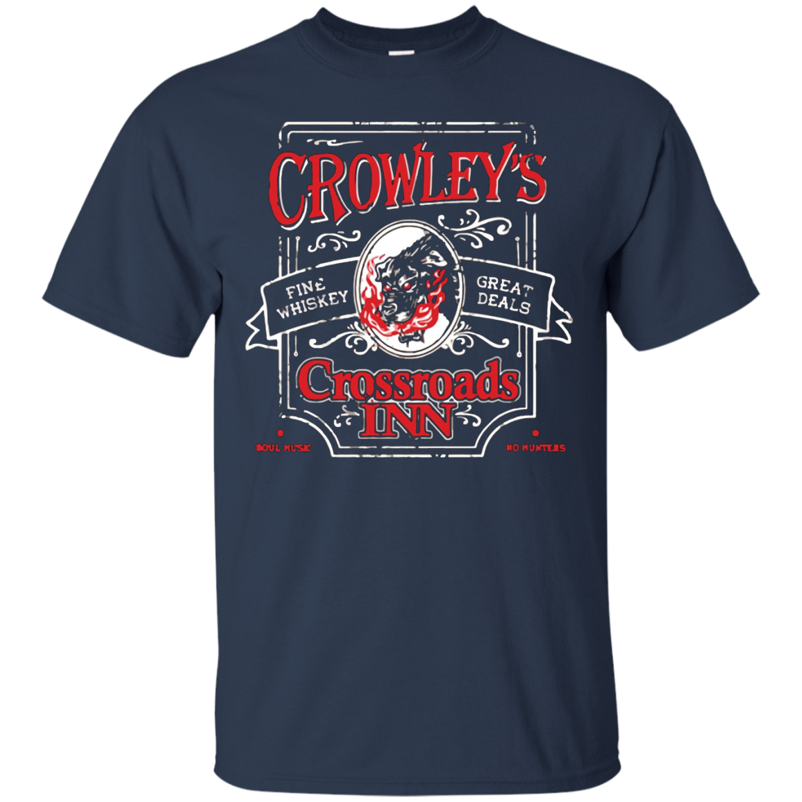 Crowleys Crossroads Inn TShirt