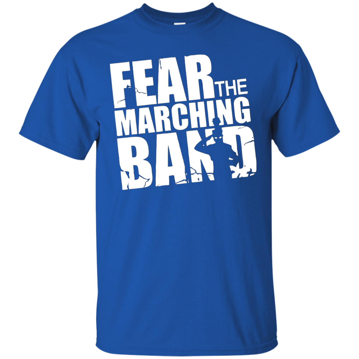 Fear The Marching Band Sport T-Shirts