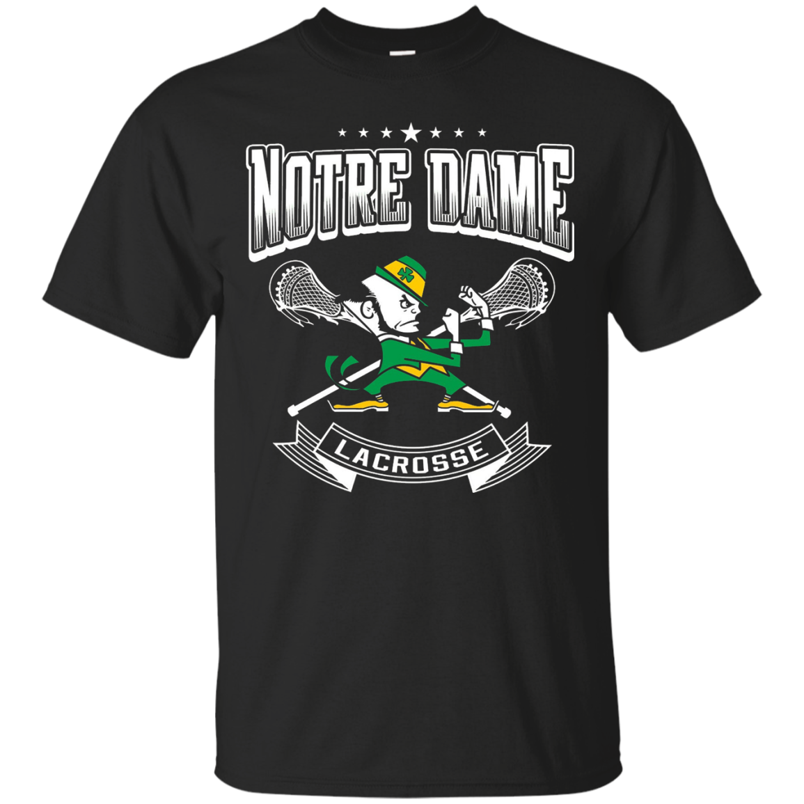 Fighting Irish Shirt - Irish Shirt - Notre Dame Lacrosse