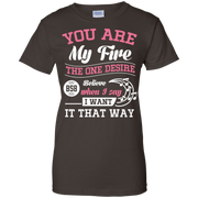I WANT IT THAT WAY, BSB GREAT MUSIC T SHIRT