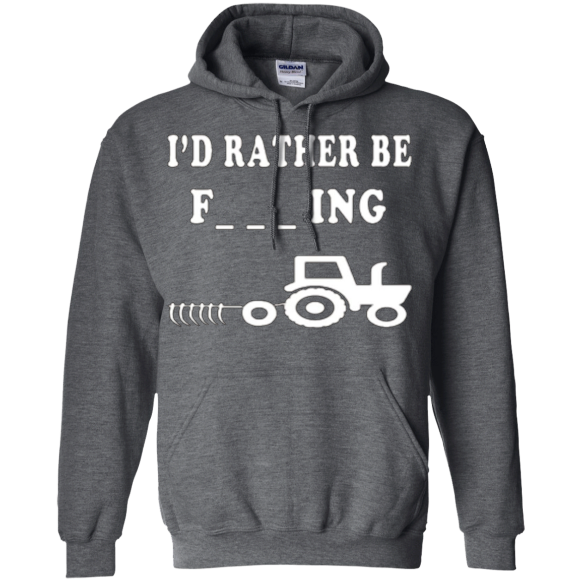 I'd Rather Be F__ing Farming Shirt
