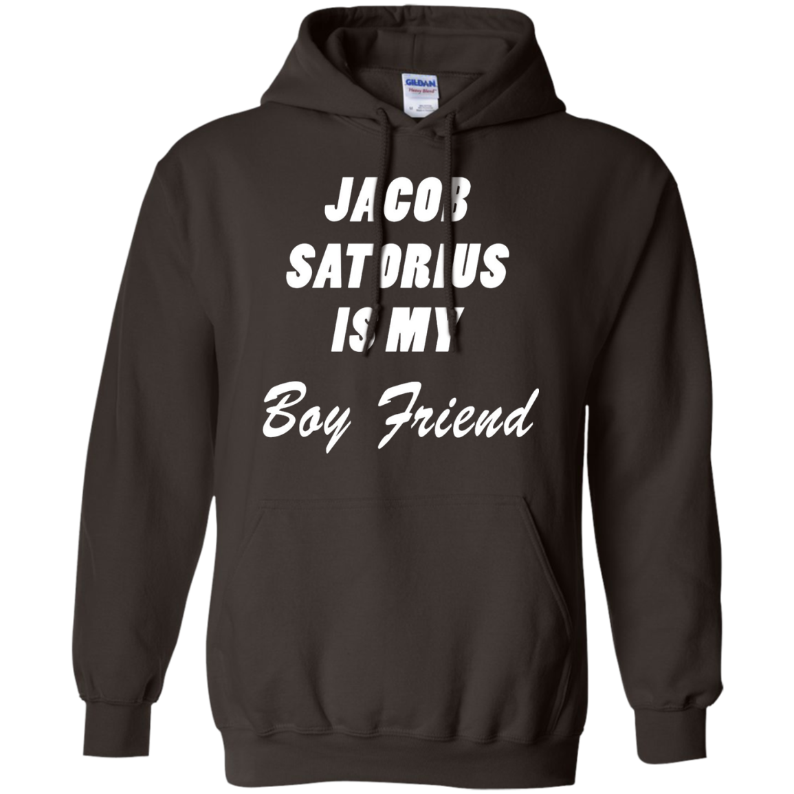 Jacob Sartorius Is my Boyfriend T-shirt