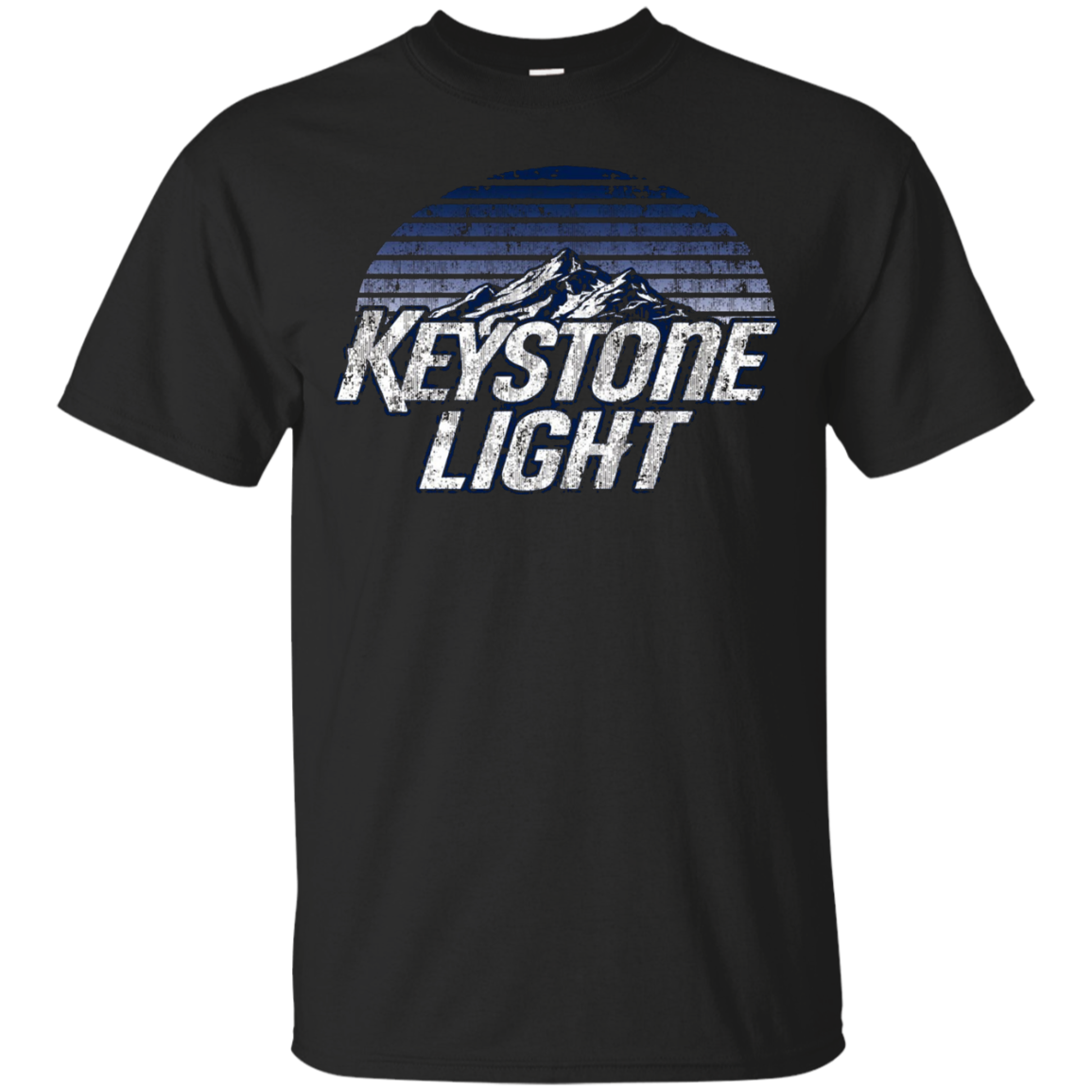 Keystone Light Beer T-Shirt Classic Look