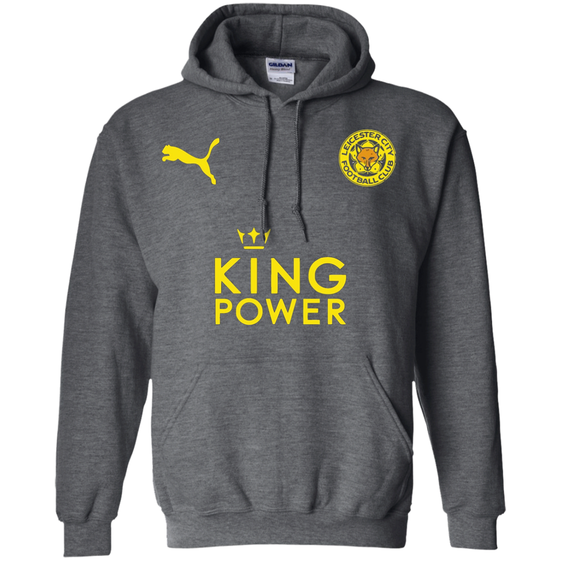 King Power Leicester City Fans T-Shirt