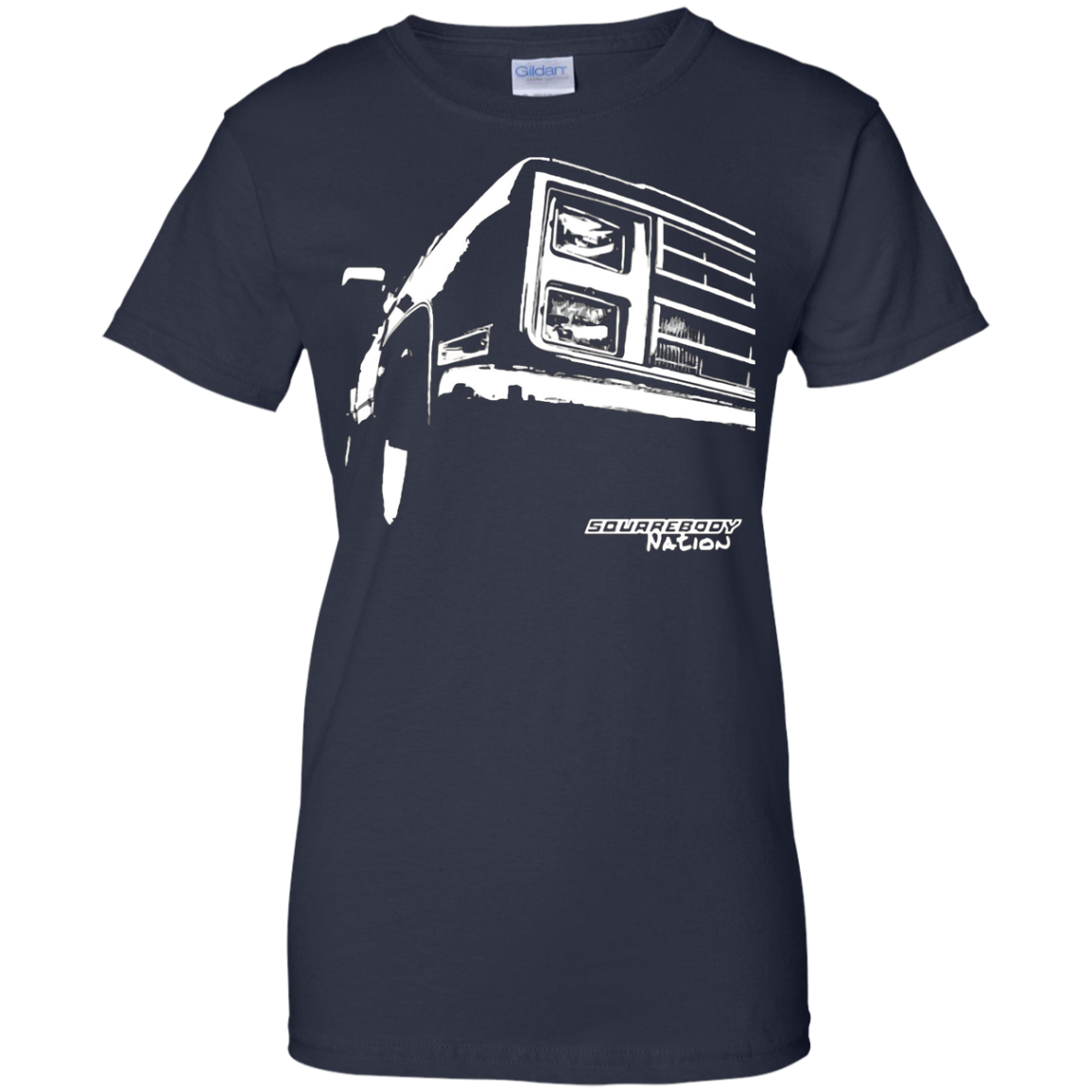 SQUAREBODY Nation Tees TShirt