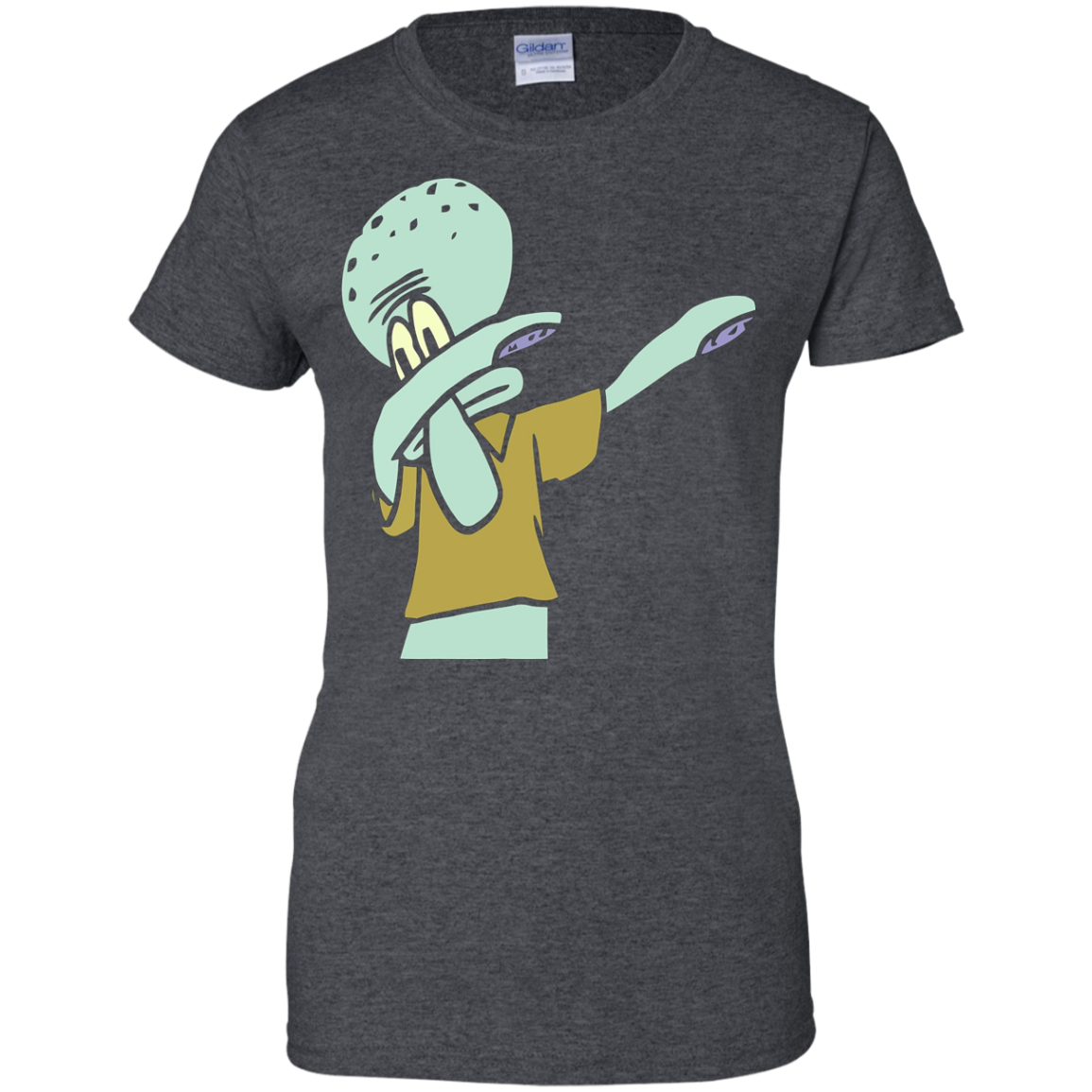 Squidward Dab Shirt Unisex ! Quality ! PRIME !