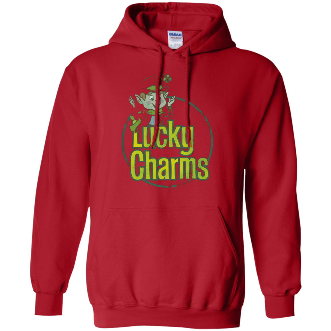 Lucky Charms Cereal T-Shirt Classic Look
