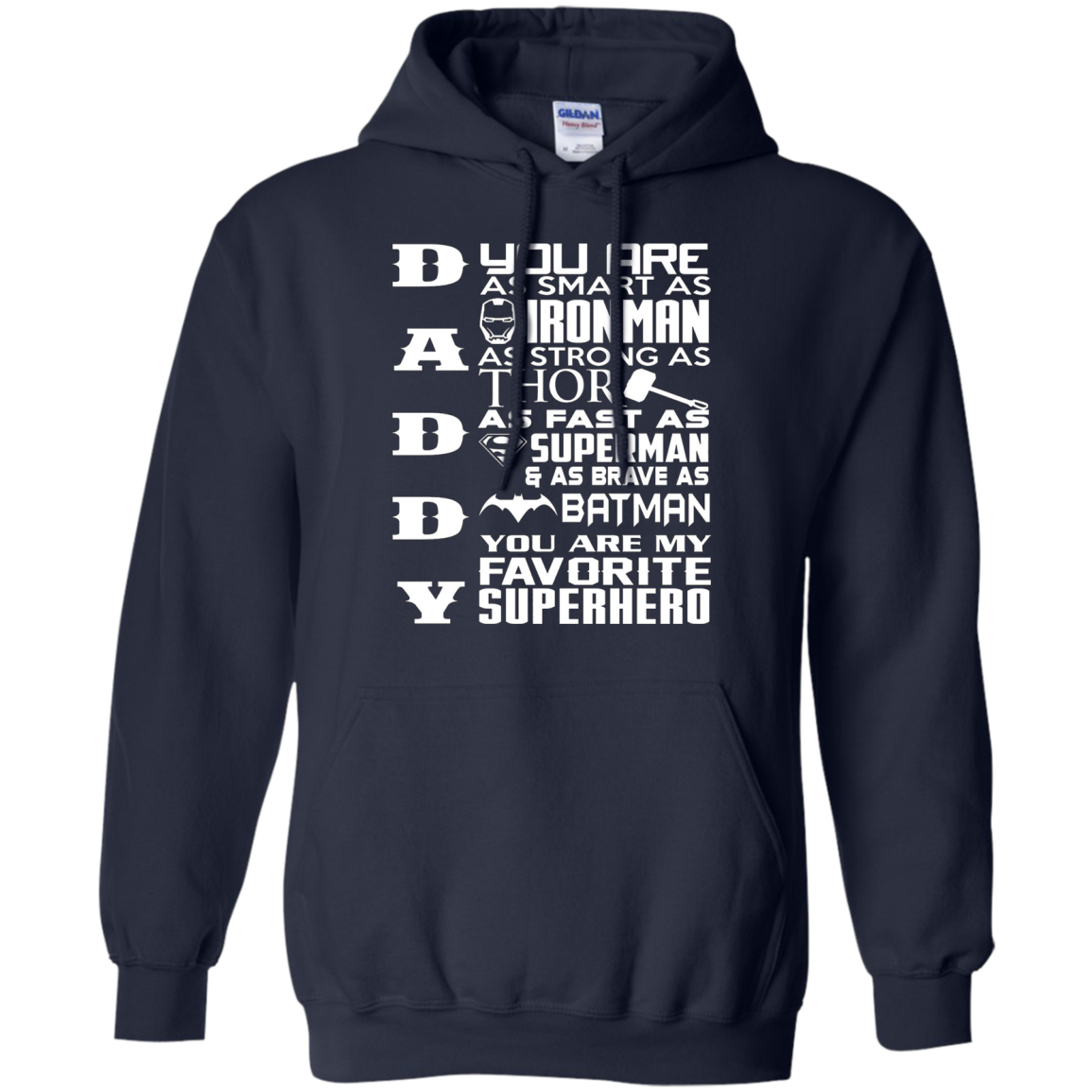 Daddy ! You are my favorite Super Hero - gifts for dad