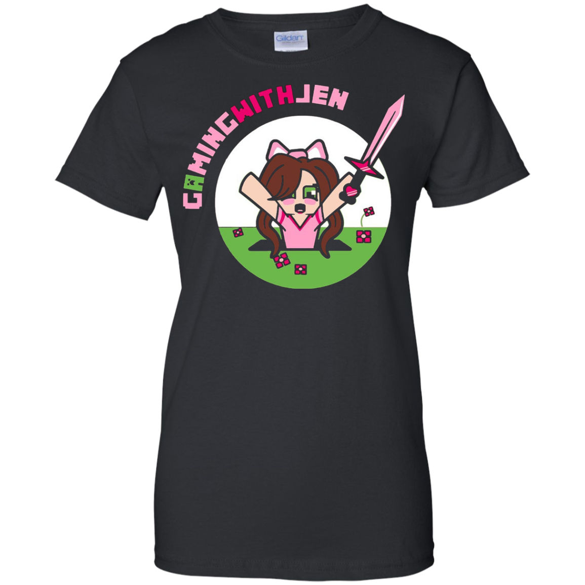 gaming with jen shirt 2016
