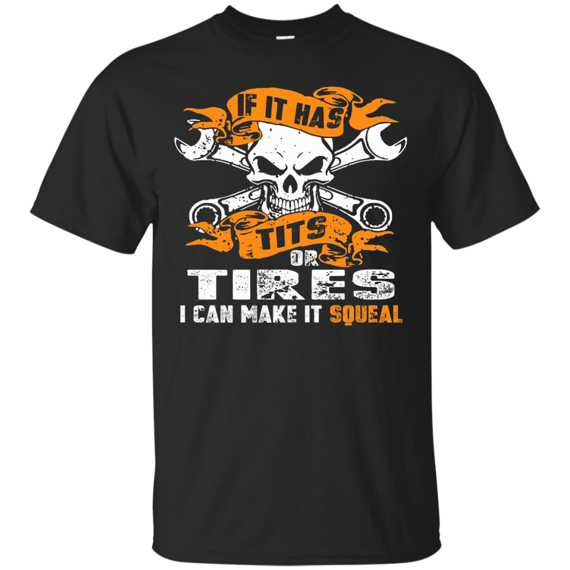 Mechanic Shirt If it has Tits or Tires i can make it squeal