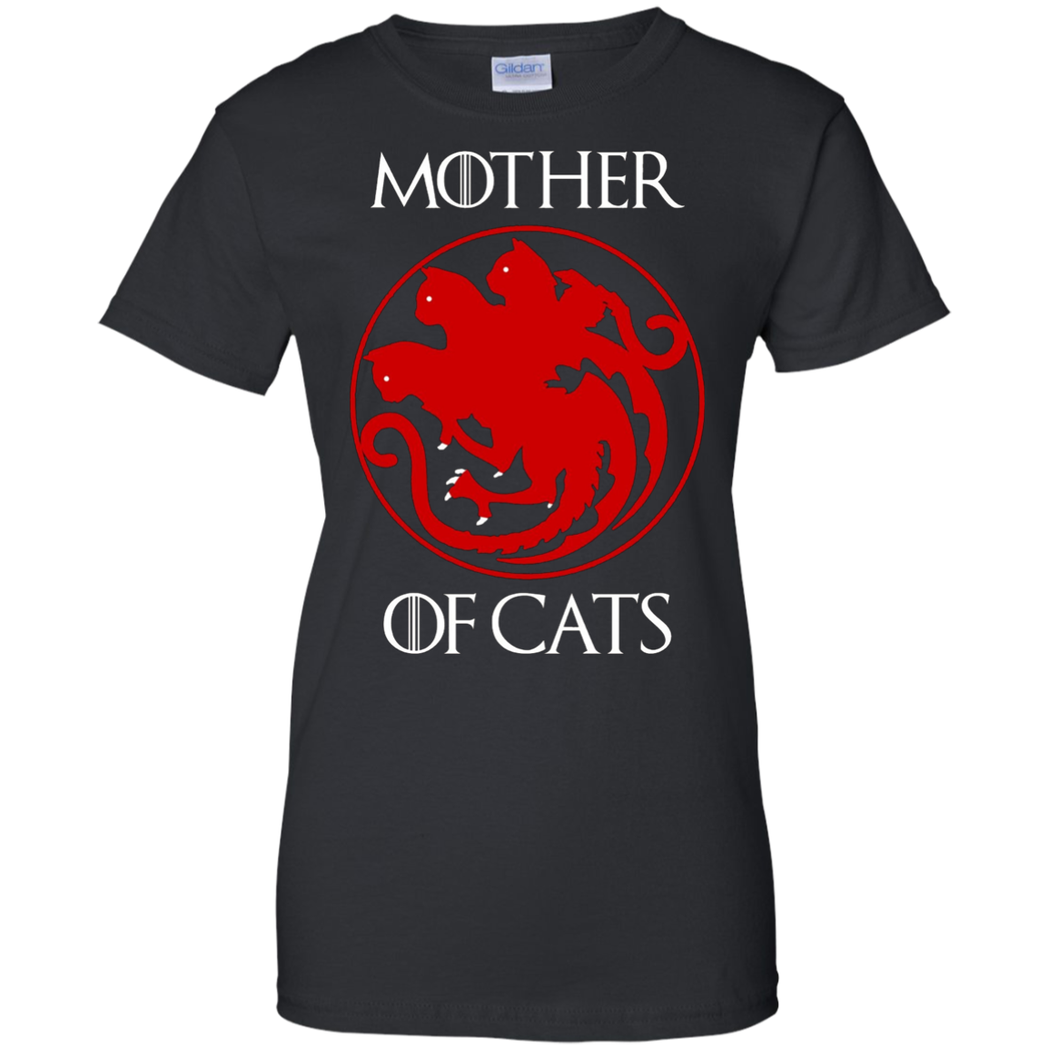 Mother of Cats Shirt