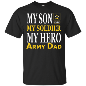 My Army Dad T-Shirt
