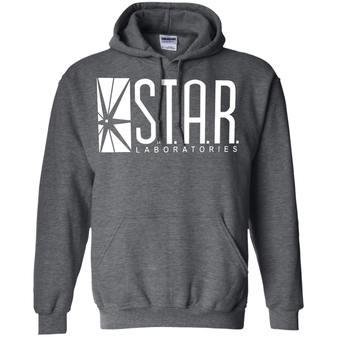 OGRINAL SAMPLE - STAR Laboratories S.T.A.R. Labs T-Shirt