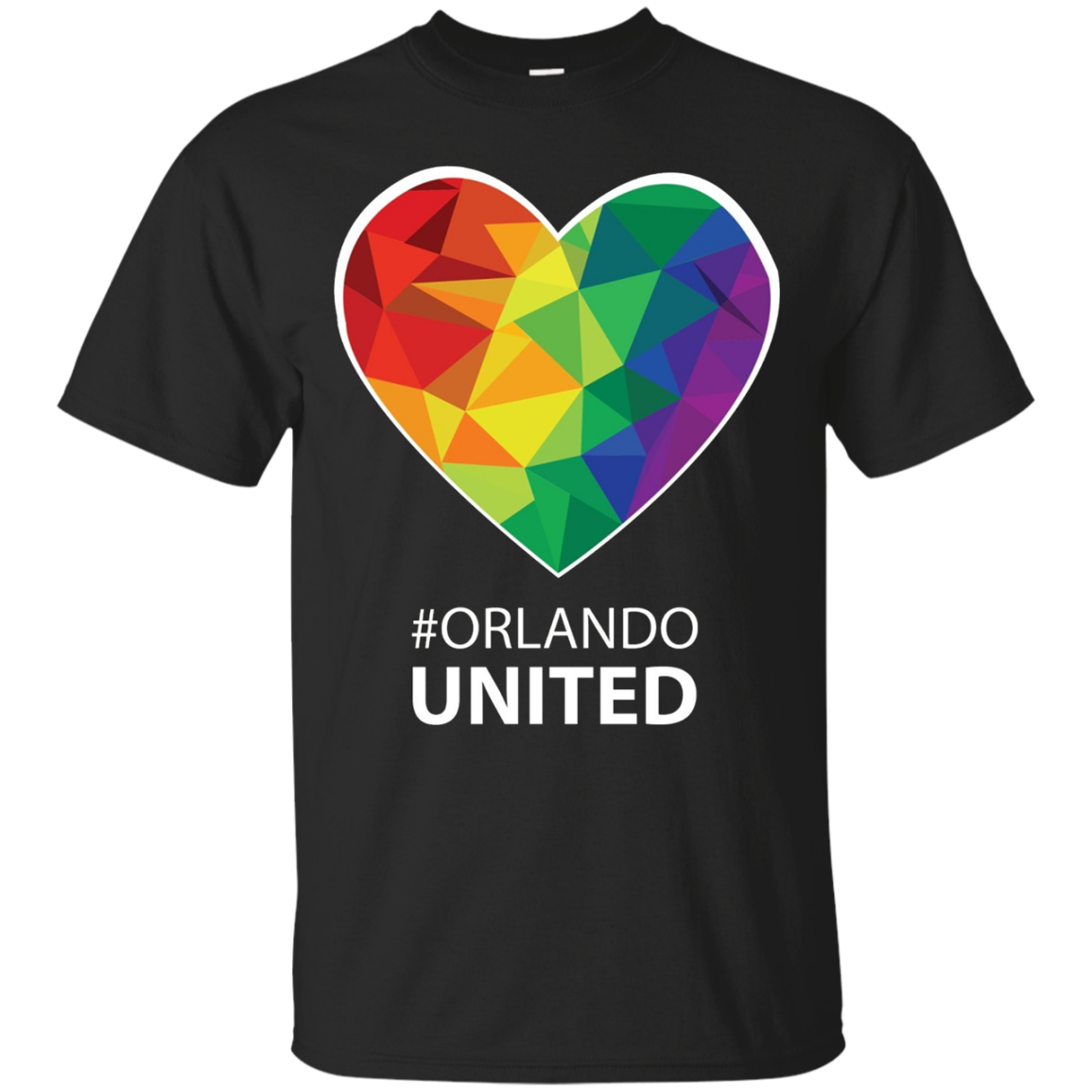 Orlando United - Be Strong Orlando T-shirt