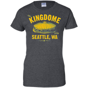 Seattle Kingdome Go Mariners T-Shirt