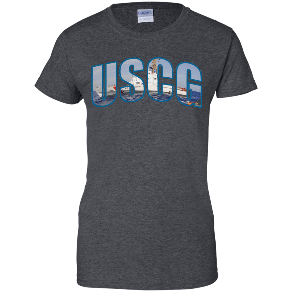 US Coast Guard Cutter Shirt