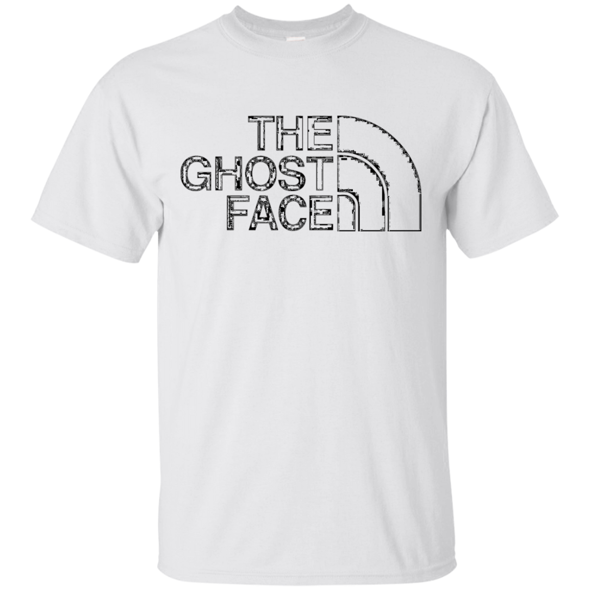 THE GHOST FACE T-shirt
