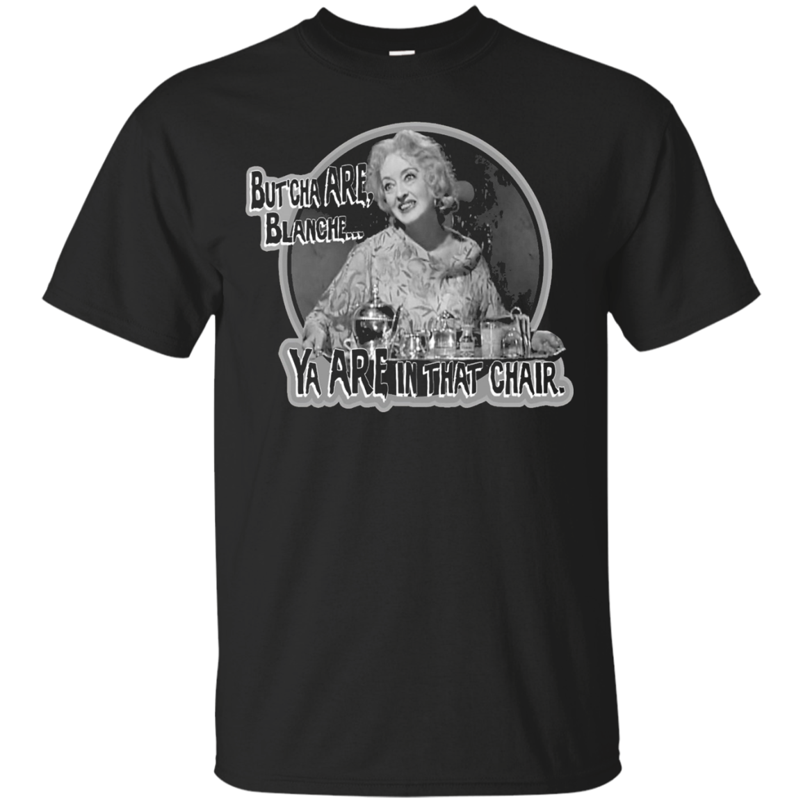 Bette Davis Whatever Happened To Baby Jane Tee Shirt