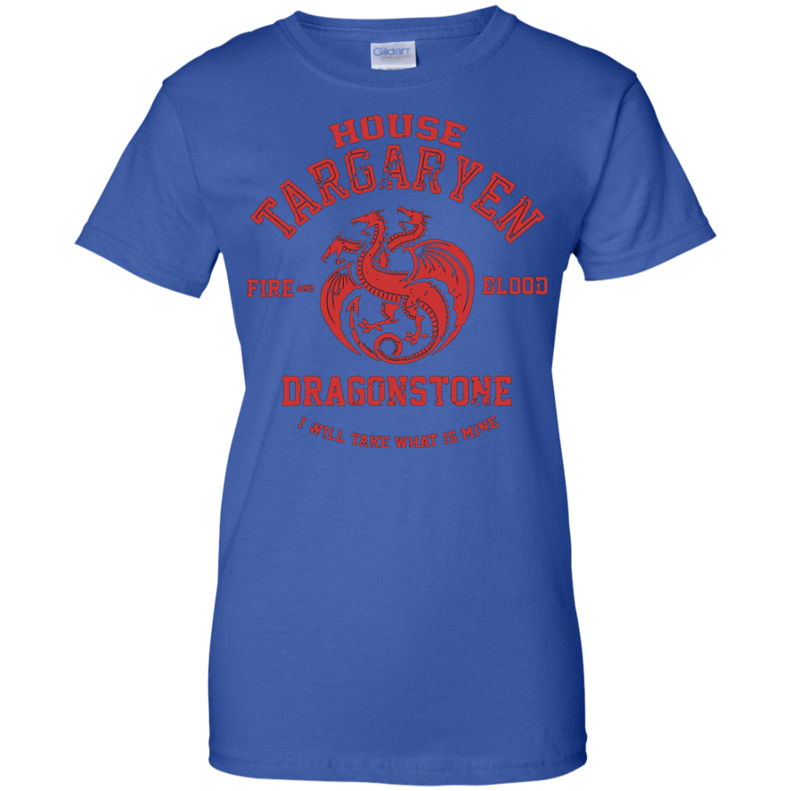 house targaryen shirt