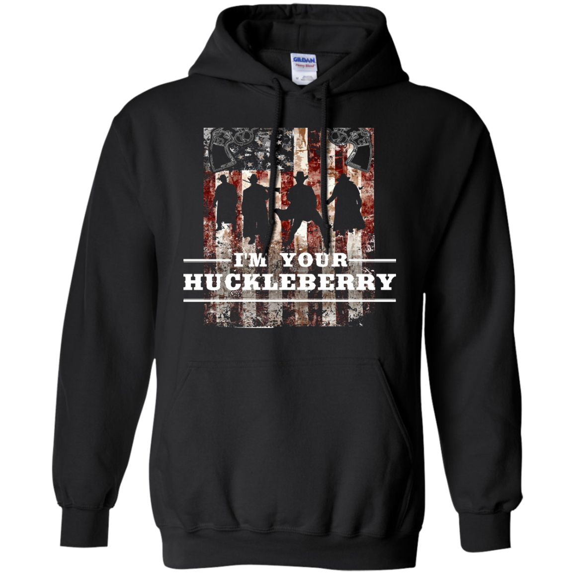 I'm your Huckleberry - American