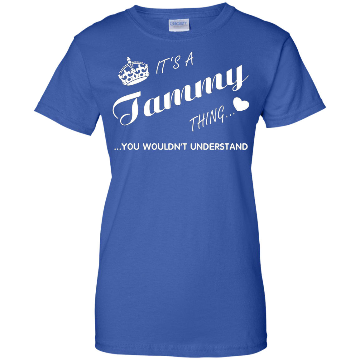 It's a Tammy thing you tshirt-Tammy t shirt-Name shirt