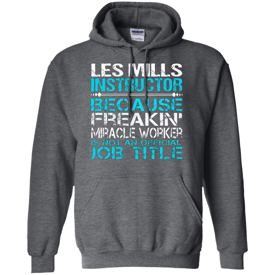 LES MILLS INSTRUCTOR T-SHIRT