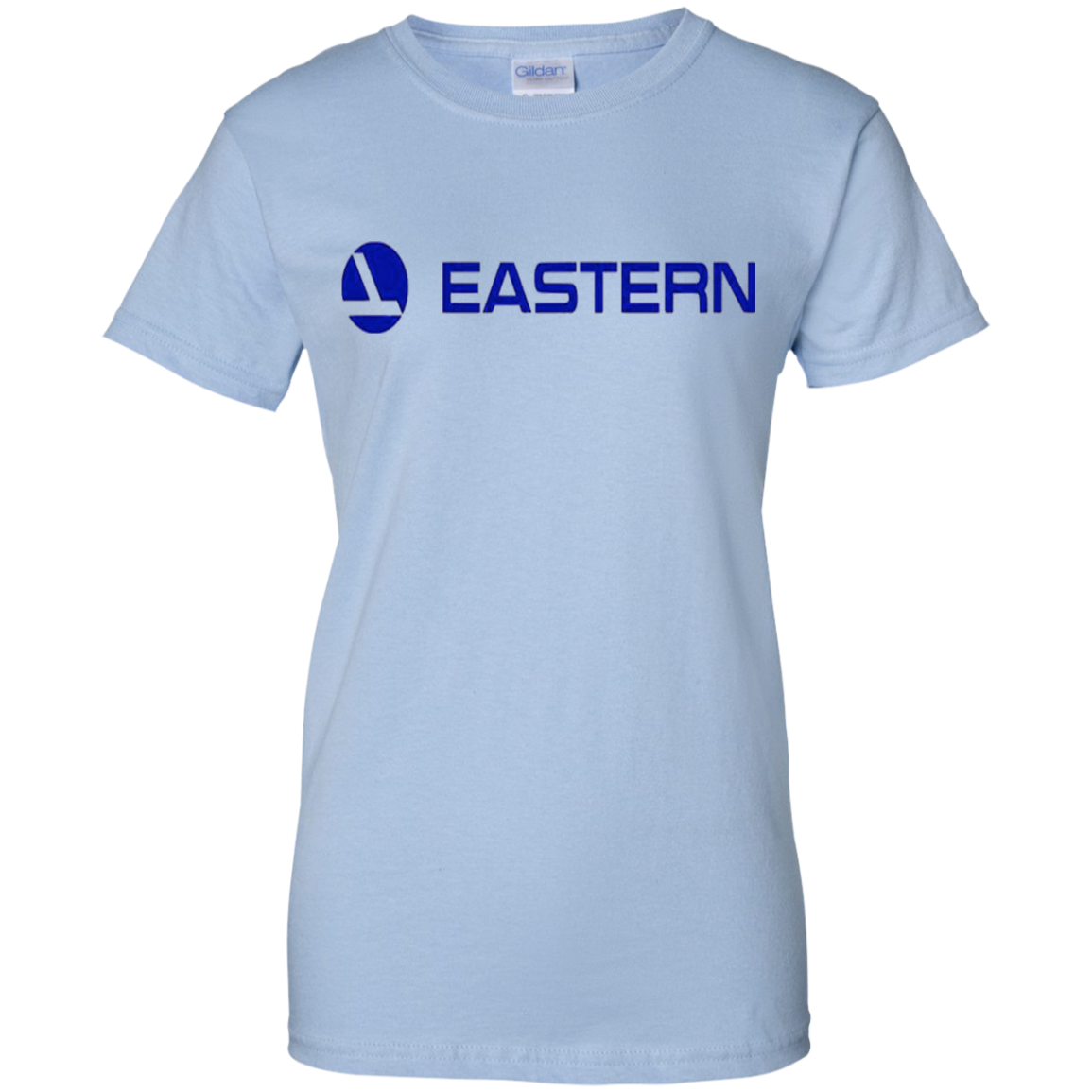 Eastern Airlines Vintage Logo on a Tee Shirt