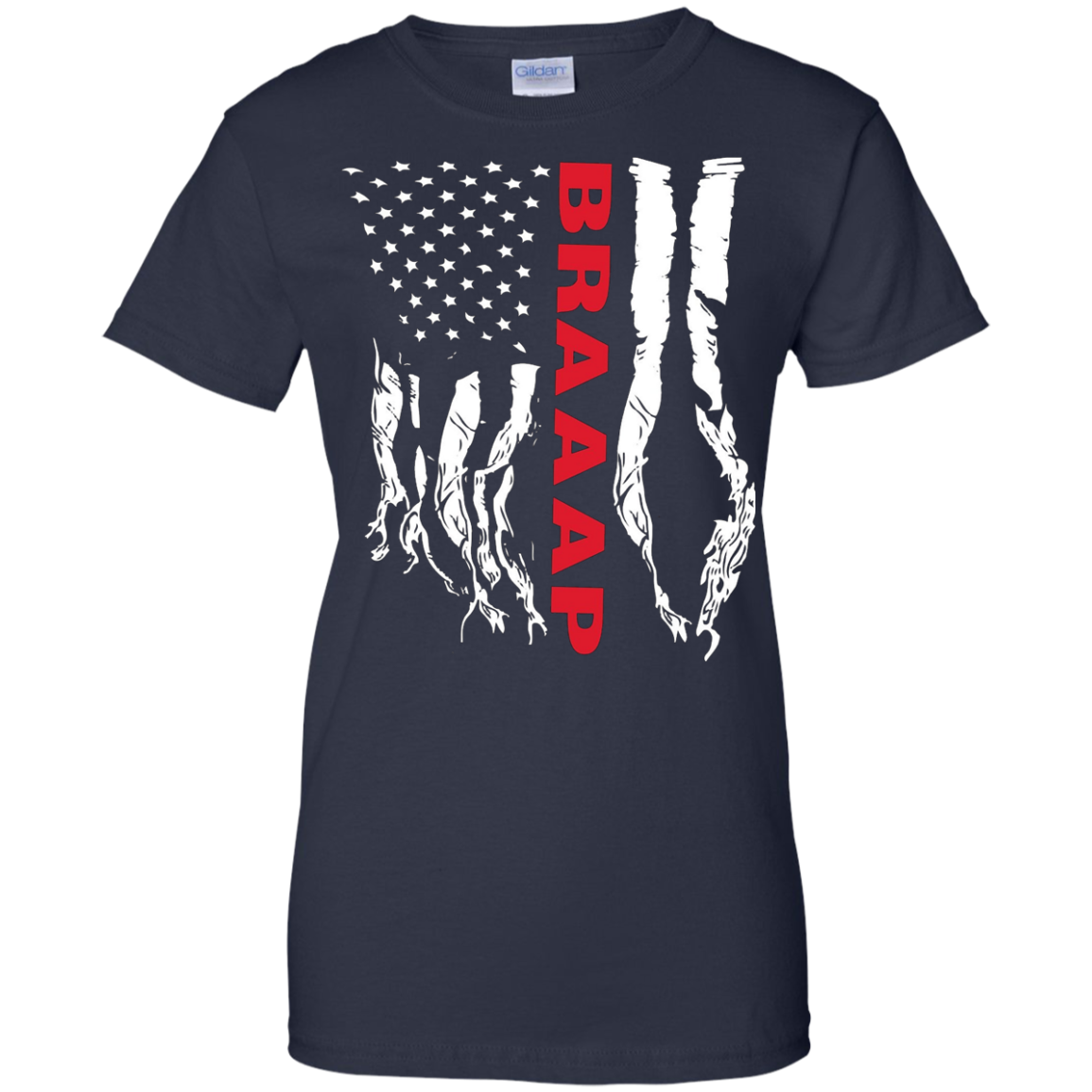 Braaap Shirt - Braap Motorcycle T-shirt, Motocross Shirts