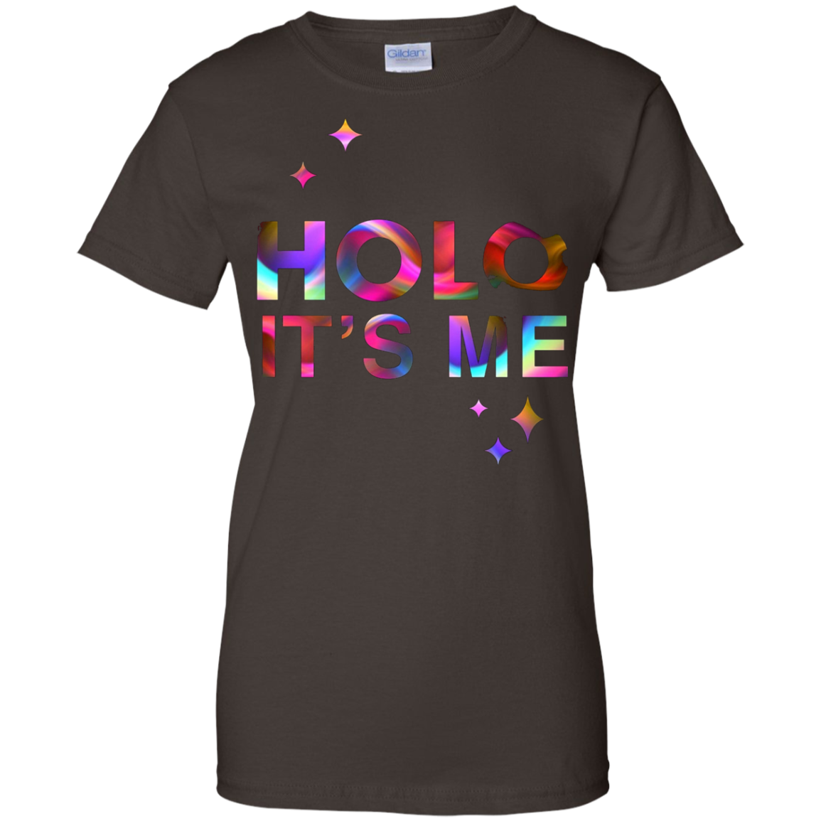 holo it's me shirt