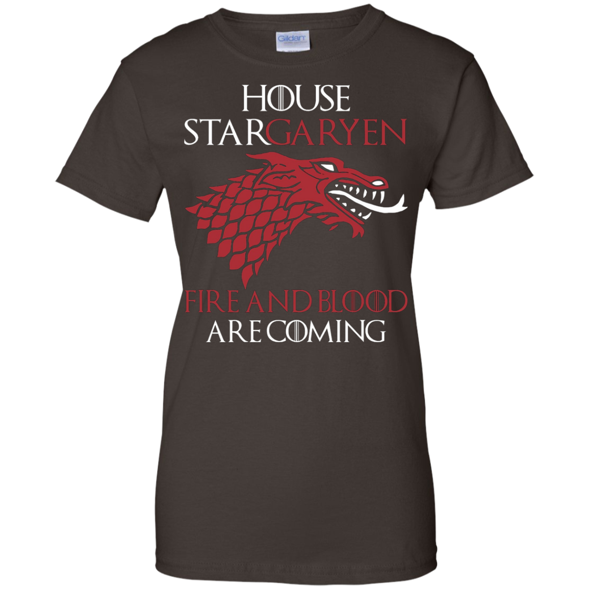 House StarGaryen Fire and Blood are coming