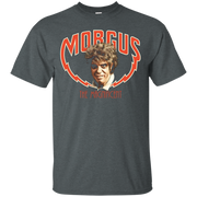 Morgus The Magnificent on a T-Shirt