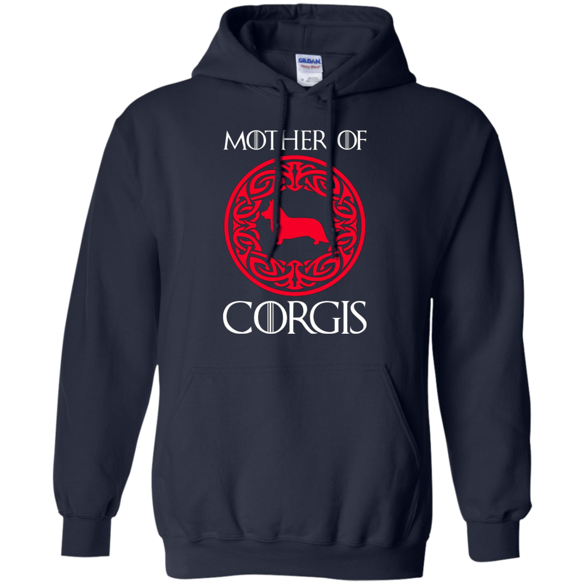Mother of Corgis Shirt - Corgi Dog Shirt