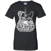 Rock N' Roll Hall of Fame T-Shirt