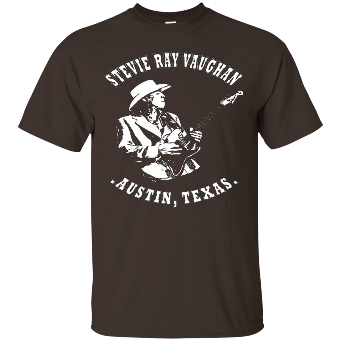 Stevie Ray Vaughan t-shirt