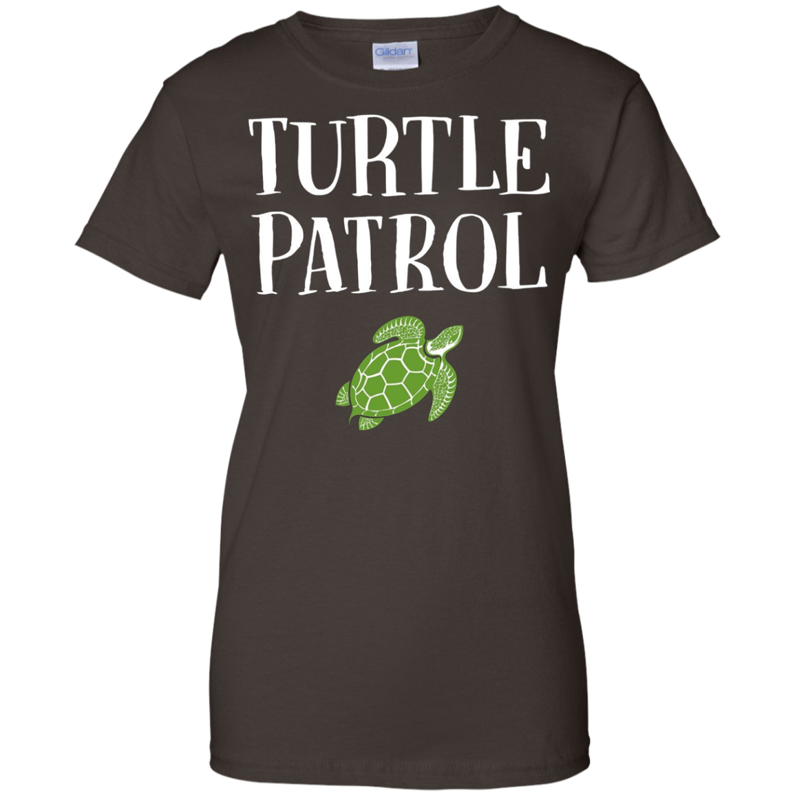 Turtle Patrol Cute Pet Tortoise T-Shirt