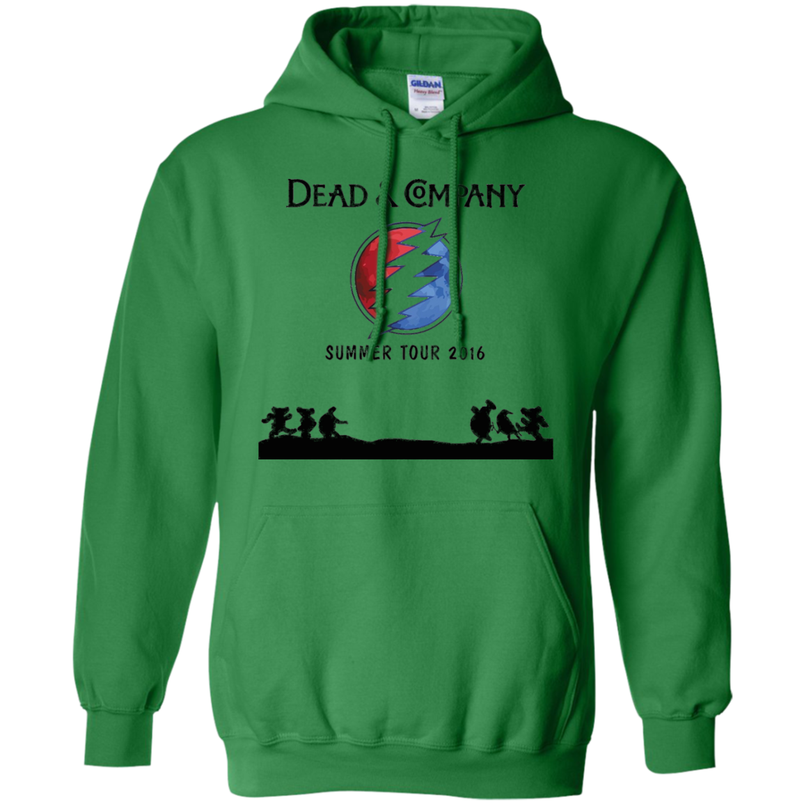 DEAD & COMPANY SUMMER TOUR 2016 T Shirt