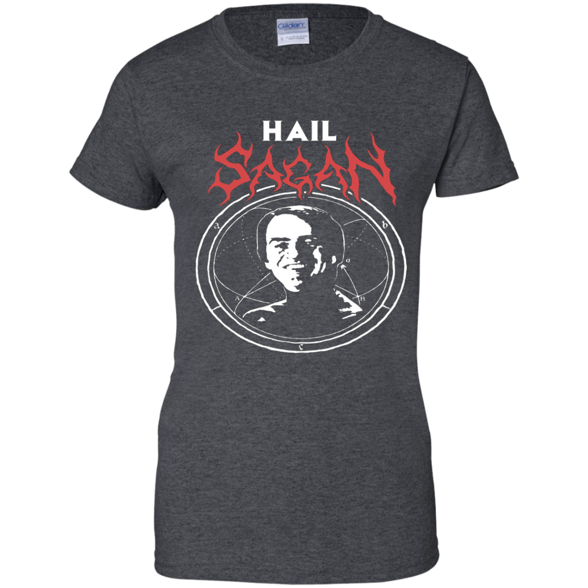 HAIL SAGAN Shirt