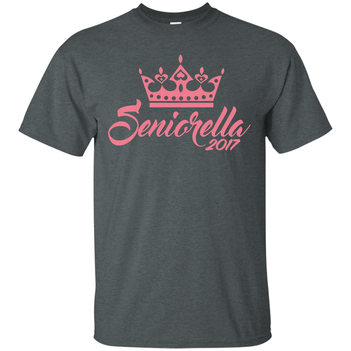 Seniorella 2017 T Shirt - Senior Class of 2017 Graduation