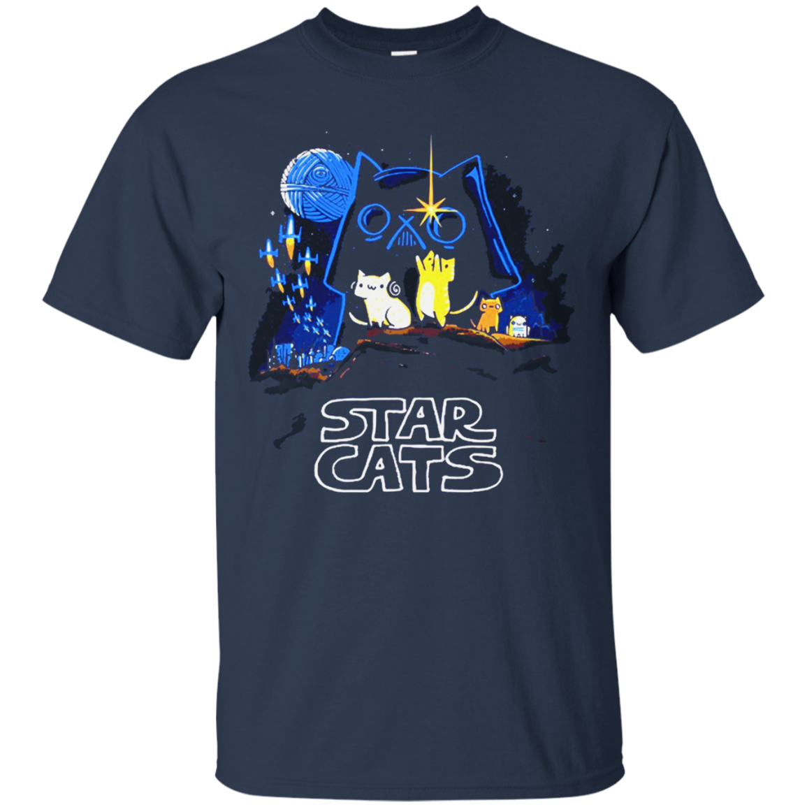 Star Cats T Shirt