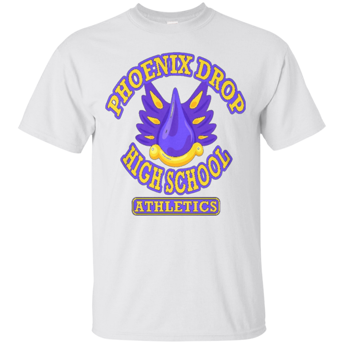 Athlete TShirts – PHOENIX DROP – HIGH SCHOOL – ATHLETICS