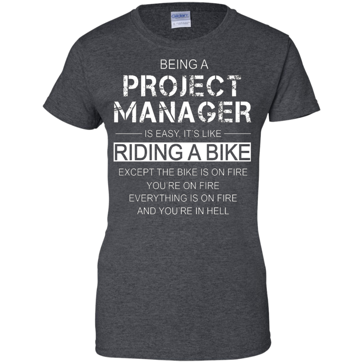 Being A Project Manager Is Like Riding A Bike