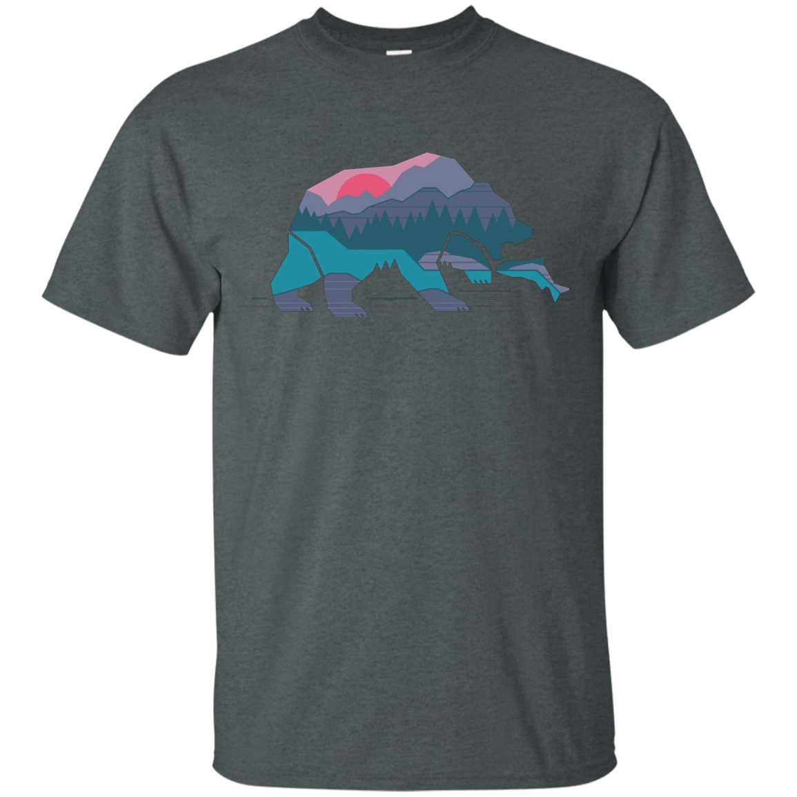 Great Smoky Mountains National Park Hiking T-Shirt