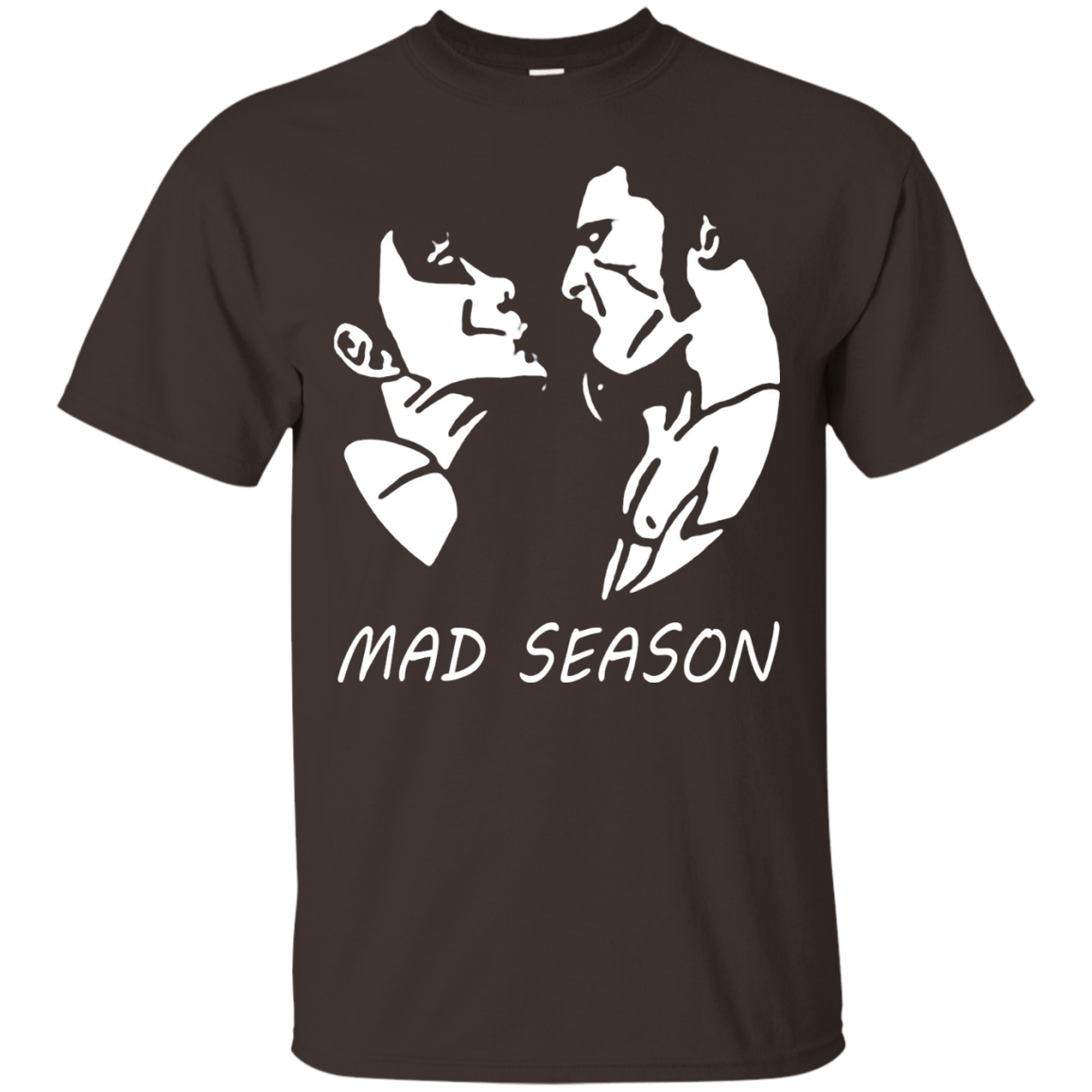Men's New Hot Mad Season Rock T shirt - Hight Quality