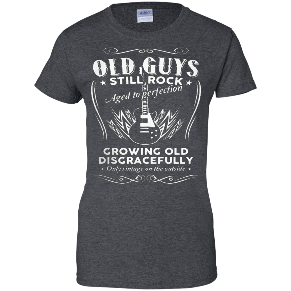 OLD GUYS STILL ROCK SHIRT