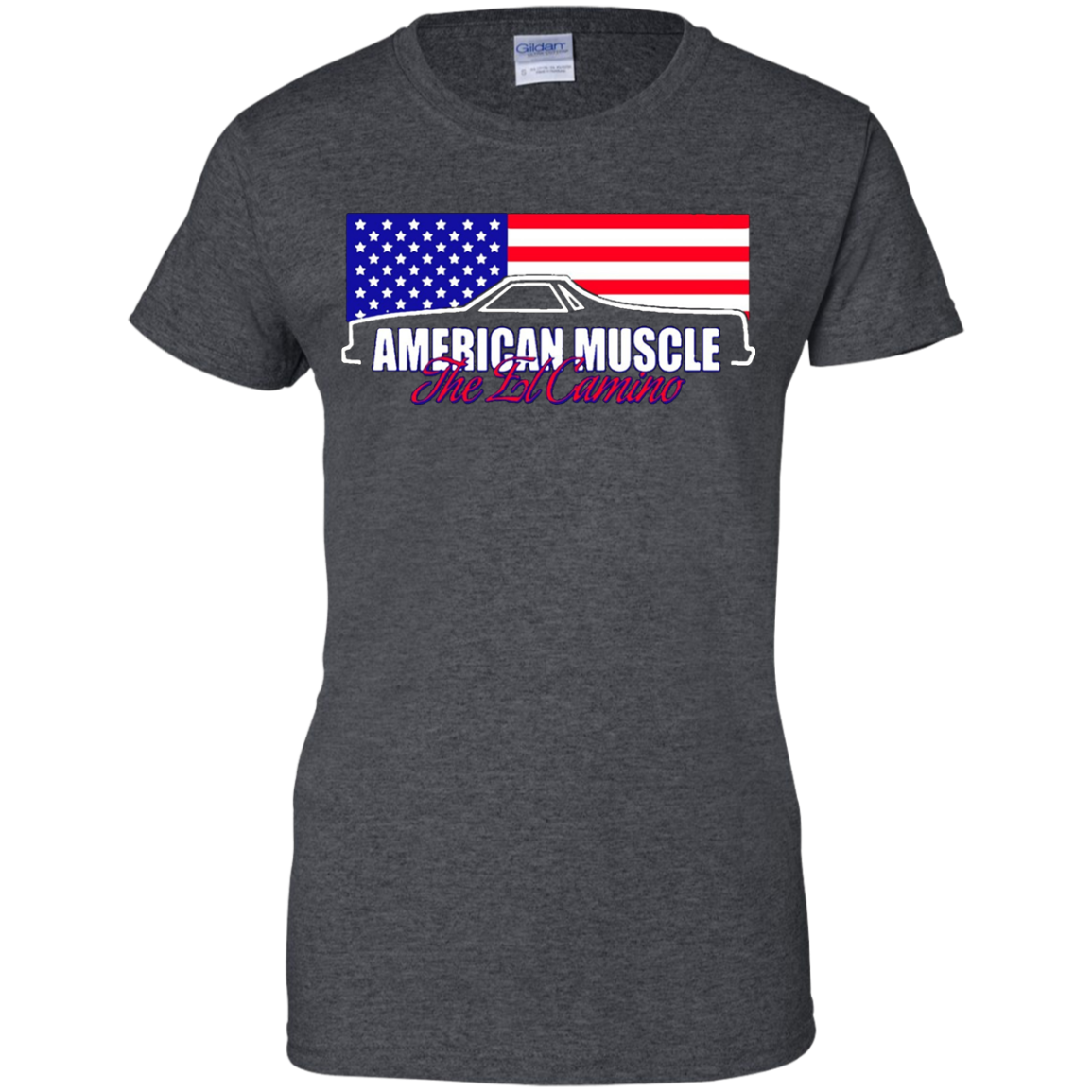 American Muscle The El Camino T Shirt